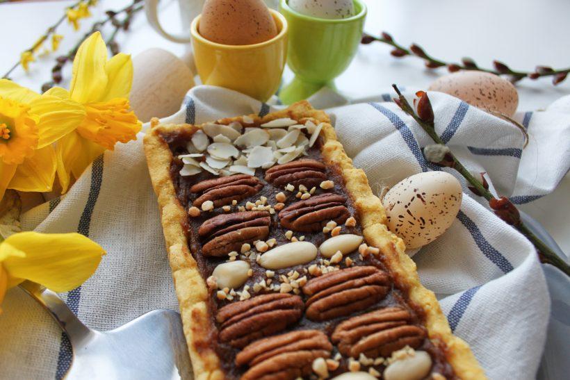 Przepis na zdrowe święta - Mazurek bezglutenowy, bez laktozy, bez cukru