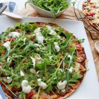 Ekspresowa pizza na tortilli