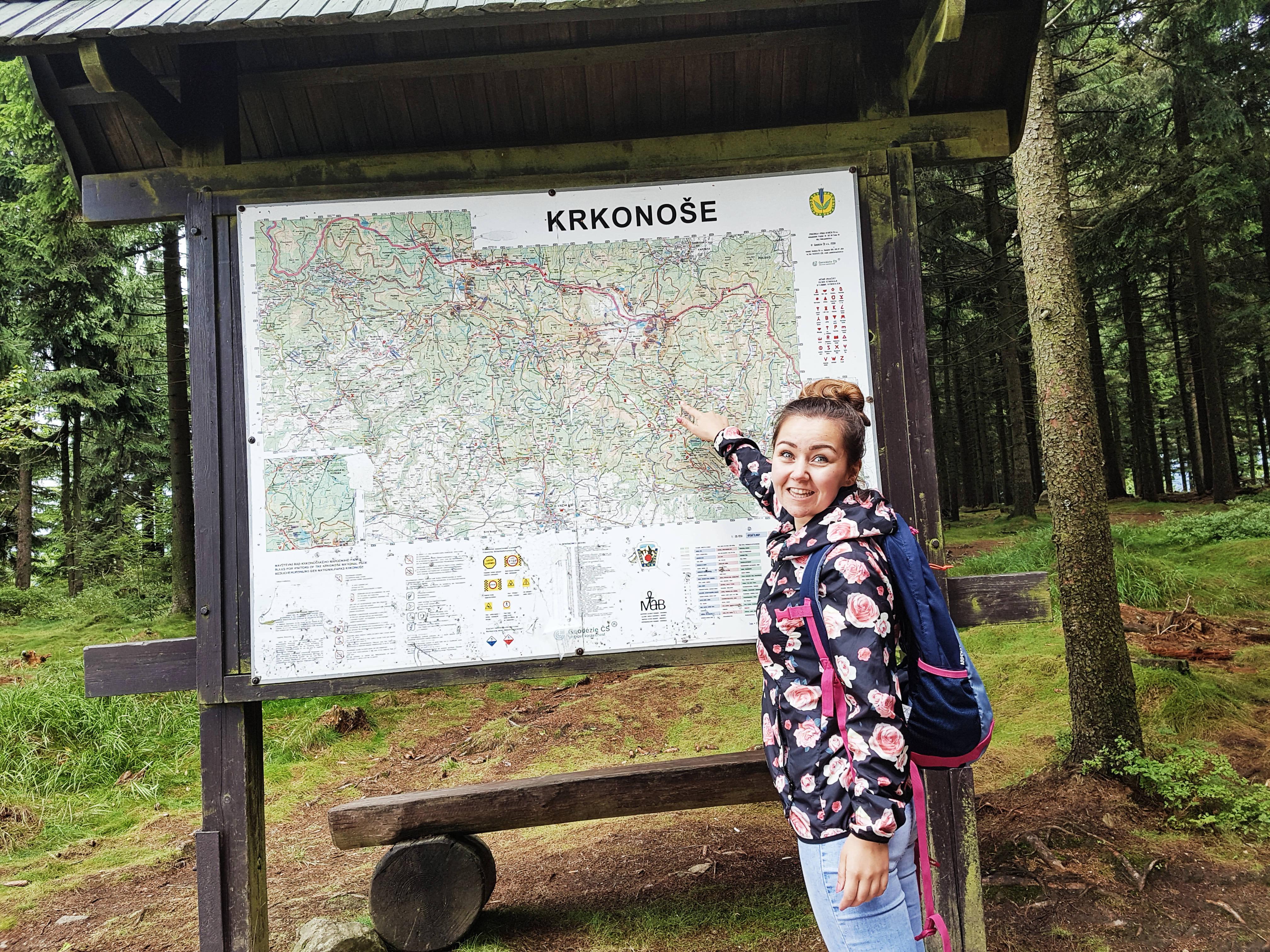 podróże małe i duże - Harrachov - Karkonosze atrakcje
