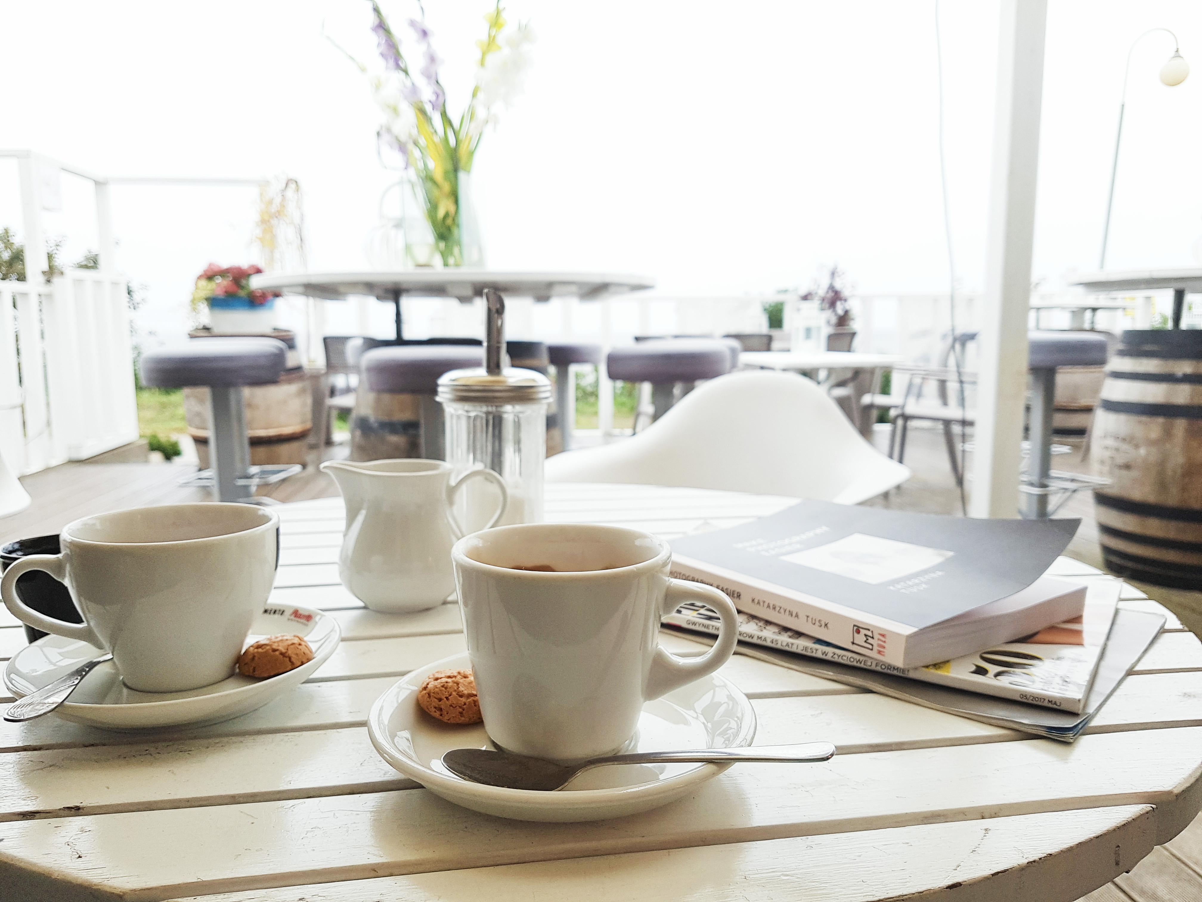 kawiarnia stały ląd mielno - domki na wodzie