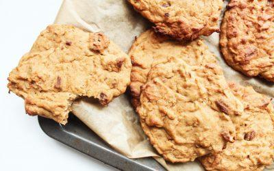 Bezglutenowe ciasteczka marchewkowe